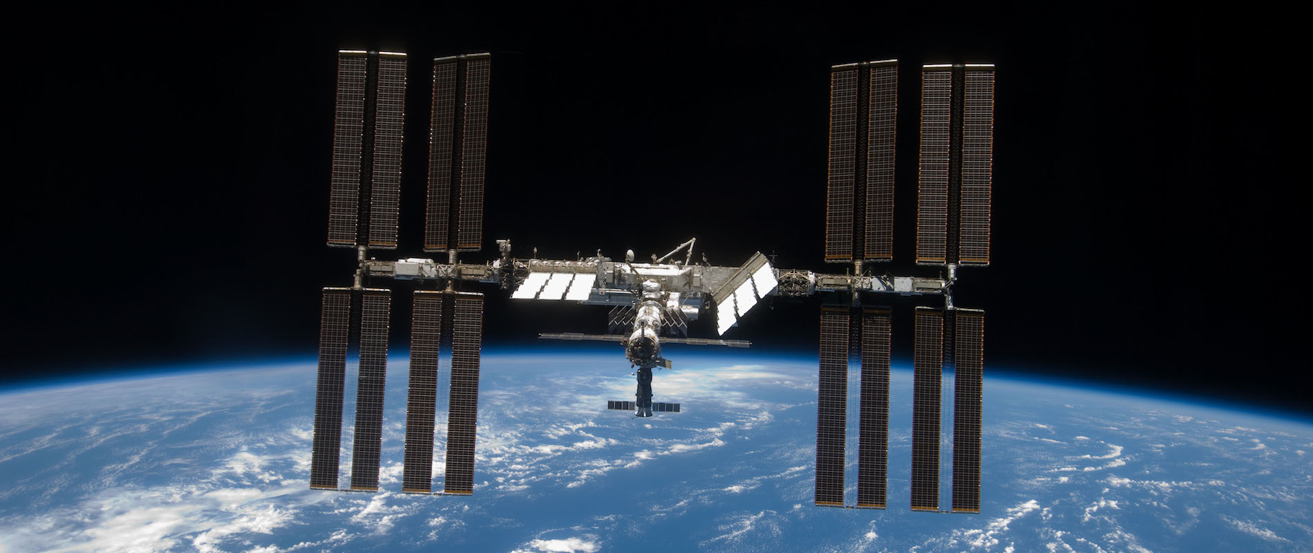 Happy 15th anniversary to International Space Station!