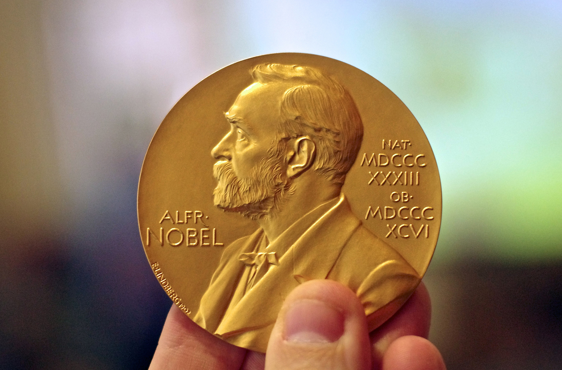 Nobel Prize winners cheating the Nazis